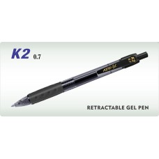 Add Gel K2 Retractable Gel Pen