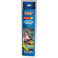 Camlin bi-colour pencil-12 - Pack of 12