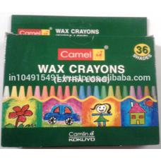 Camlin wax crayon 1000-xl-36 - Pack of 36