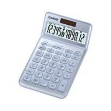 Casio Stylish and Colorful Calculator JW-200SC-BU