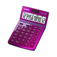 Casio Stylish and Colorful Calculator JW-200TW-PK