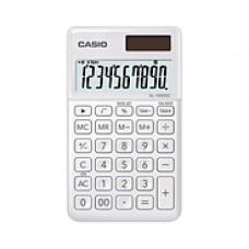 Casio Stylish and Colorful Calculator SL-1000SC-WE