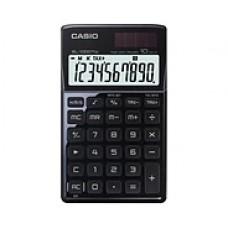 Casio Stylish and Colorful Calculator SL-1000TW-BK