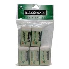 Classmate Eraser - Pack of 20