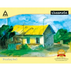 Classmate Drawing Book 220 x 280 (mm) Soft Unruled 60 pages