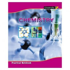 Classmate Chemistry Practical Books 280 x 220 (mm) Hard Single Line 172 pages