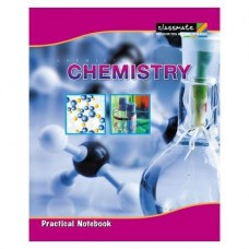 Classmate Chemistry Practical Books 265 x 215 (mm) Hard Single Line 108 pages