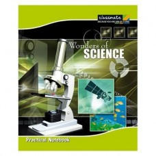 Classmate Biology Practical Books 265 x 215 (mm) Hard Blank 108 pages