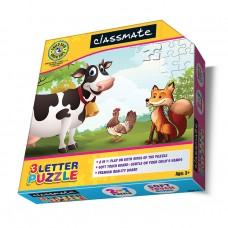 Classmate 16 exciting 3 letter puzzle