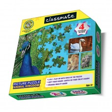 Classmate 4 exciting 60 piece puzzles - II