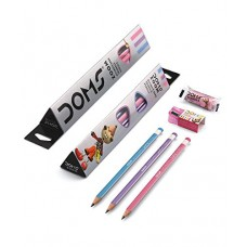 DOMS Zoom Triangle Pencil - Pack of 10