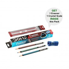 DOMS Fusion Pencil - Pack of 10