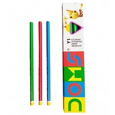 DOMS Y1 Pencil - Pack of 10