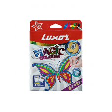 Luxor 1765 Magic Colour Set 6+2 Pcs