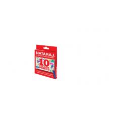 Nataraj 10 HS Colour pencils - Pack of 10
