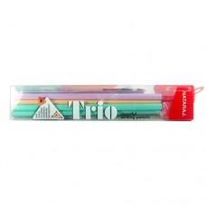 Nataraj Trio cheerful Pencil - Pack of 10