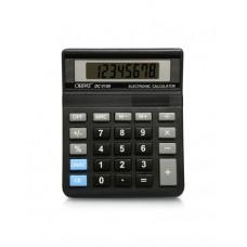 Orpat Basic Calculators Desktop Calculators DC-0108 Black