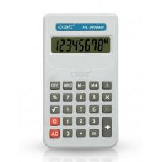 Orpat Basic Calculators Pocket Size Calculators HL-0408 BD 555 Grey
