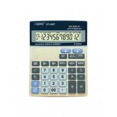 Orpat Check and Correct Calculators Desktop Calculators OT-1500 T 555 Grey