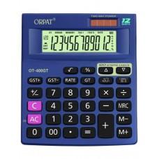 Orpat Check and Correct Calculators Desktop Calculators OT-400 GT Dark Grey