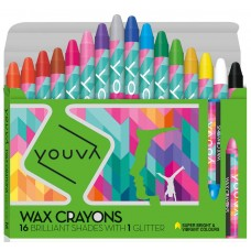Navneet Youva Wax crayons (pack of 16)