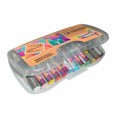 Navneet Youva Premium Oil pastels (pack of 12)