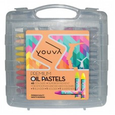 Navneet Youva Premium Oil pastels (pack of 48)