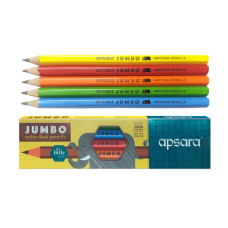 apsara Jumbo writing pencils - Pack of 5