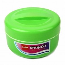 Cello Crunch Insulated Food Carrier Green