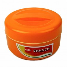Cello Crunch Insulated Food Carrier Orange