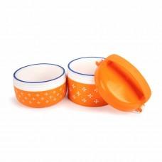 Cello Mercury 2 Lunch Box orange