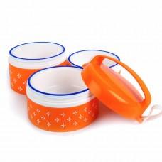 Cello Mercury 3 Lunch Box orange