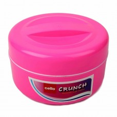 Cello Crunch Insulated Food Carrier Pink