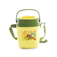 Cello Relish Insulated Lunch Carrier (3 Container) Pista