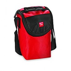 Cello Fun N Food 4 Container Lunch Packs, Red