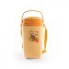 Cello Relish Insulated Lunch Carrier (4 Container) Orange