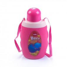 Cello Buzz Water Bottle Pink