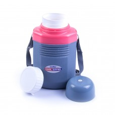 Cello Cool Sipper Water Bottle Grey