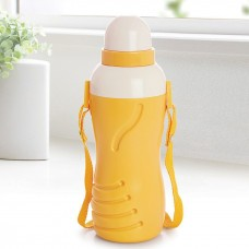 Cello Go Kid Water Bottle Yellow