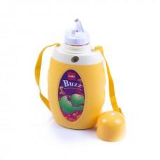 Cello Buzz Water Bottle Yellow