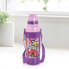 Cello Cool Wiz Water bottle (600 ml) Violet