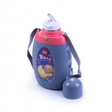 Cello Buzz Water Bottle Grey
