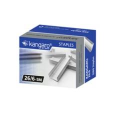 Kangaro Staples 26-6-5M-Munix Staple