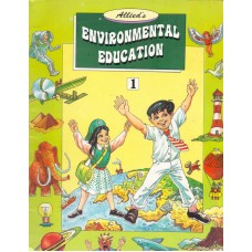 Allied Publishers Environmental Education Class 1