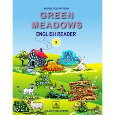 Allied Publishers Green Meadows English Reader Class 3