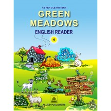 Allied Publishers Green Meadows English Reader Class 4