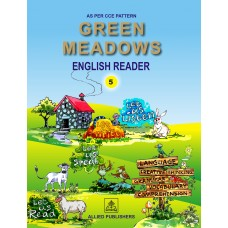Allied Publishers Green Meadows English Reader Class 5
