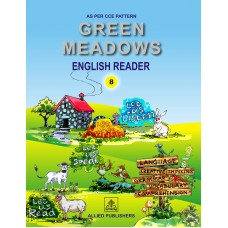 Allied Publishers Green Meadows English Reader Class 8