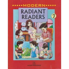 Allied Publishers Modern Radiant Readers Class 7