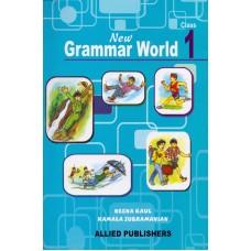 Allied Publishers New Grammar World - Class 1